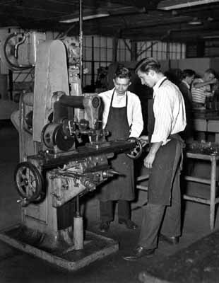 temple machine shop