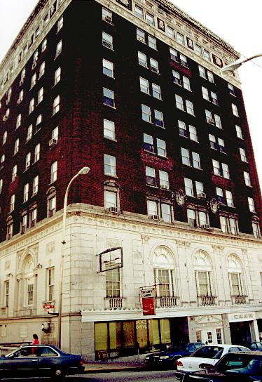 Washington Hotel Building Main Street Pennsylvania